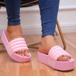 Flatform Baby Pink