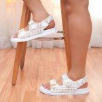 Bouckle Flat Sandals